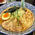 88762632 - 鶏ガラ 醤油ラーメン