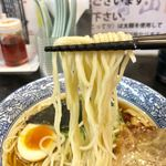 麺屋 青山 - 麺も美味しい‼︎