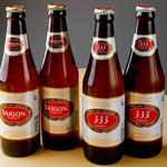 ベトナム料理 ふぉ-の店 - お酒の種類豊富です!ビール、日本酒、ワイン、焼酎、果実酒、カクテルなどなど
