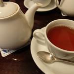 88764944 - 紅茶。セイロンだったかな。