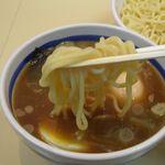 上野 大勝軒 - 麺