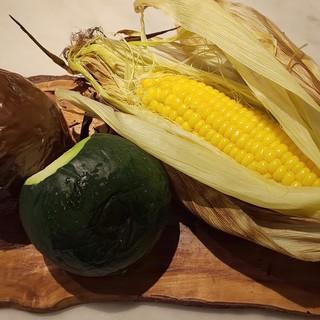 (新着情報)契約農家さん自慢の野菜達‼️