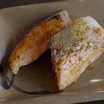 喰い処 鮭番屋 - トキシラズ