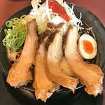 味噌屋八玄 - 2018味噌チャーシュー麺
