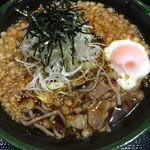 桃山 - 牛かけ蕎麦