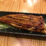 鮨 和食 ひとしずく - 煮穴子のお造り(1500円)