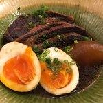 鮨 和食 ひとしずく - 豚の角煮(1200円)