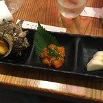 鮨 和食 ひとしずく - お通し