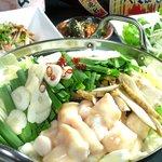 ともちゃんほるもん - 淡路島産の藻塩を使った「極上の塩もつ鍋」癖になります!