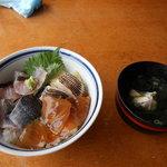 寿し光 - 島丼