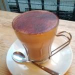 コーヒー ラボ フランク - カプチーノ