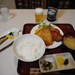 るな - いかめんち定食B1110円