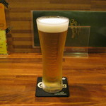 サティスファクション - 「生ビール/カールスバーグ」です。