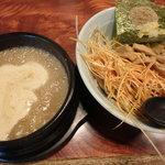 郎郎郎 - つけ麺(さんま)プチ!