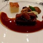 88776729 - ブラックアンガス牛ロース肉のグリル