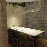 ナチュラルレストラン +green - 半個室もあり
