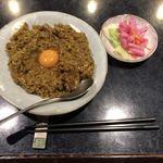 カリー河 - ごちゃ煮チキンカレー ¥900-