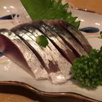 根岸家 - 料理写真:シメサバ