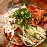 韓国料理 ウリジップ - ビビン麺