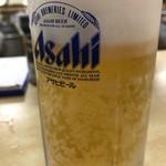 酒蔵お太幸 - 生ビール