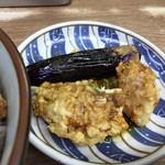 豊野丼 - 鮪天丼のアネックス