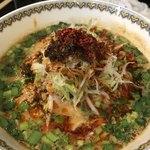雲林坊 - 汁あり担々麺標準3辛