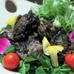 チーズタッカルビ×個室バル グレイビーバード - 地鶏の炭焼き~日南鶏使用~