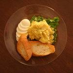 Three - 今つくるポテトサラダ