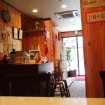 紅華 - 紅華の店内レジ廻り(11.06)
