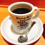 コメダ珈琲店 - ホットコーヒー