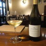コルティヴァーレ - 2杯目の白ワイン