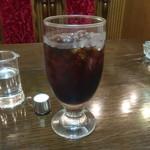 ペリーヌ - アイスコーヒー