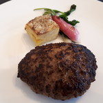 東洋軒 - 松坂牛100%ハンバーグステーキ