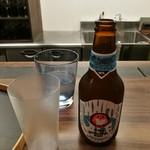 88793403 - 柚子入りのビール