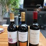 Be Terrace SECONDHOUSE - ワインの選択