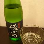若宮酒造 - ドリンク写真:甘くも辛くもなくて飲みやすい