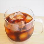 ゲンテンスティック ショウルーム カフェ&ギャラリー - ICE COFFEE