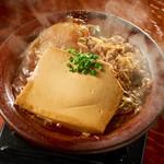 とりとん肉豆腐