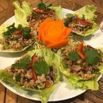 本格タイ料理バル プアン - ヤムムータクライ