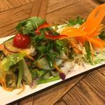 本格タイ料理バル プアン - ヤムクンアボカド