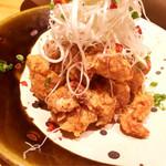 88801605 - 鶏の唐揚げ 明太風味