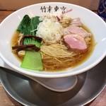 88802801 - 醤油拉麺 ¥800-(税込)