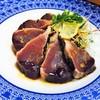 オロ デ オチョ - 料理写真:本日のカルパッチョ