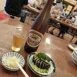 三ちゃん食堂 - キリンラガー五五〇