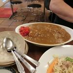 三ちゃん食堂 - 「カツカレー」七五〇
