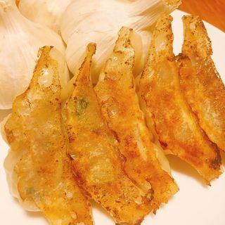 A級神戸ポーク100%粗挽きミンチの国産餃子