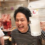 88807843 - ギガジョッキ比較ご参考(・∀・)シランケド!!!!!