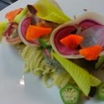 88808510 - しらすとお野菜のカッペリーニ