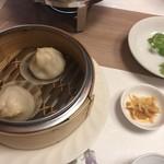 中国料理四季亭 - 小籠湯包2ケ