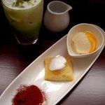 ジジカフェ - デザート&ドリンク